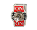 Heavy Duty 20A DPDT  On/Off/On Toggle Switch #66-1855