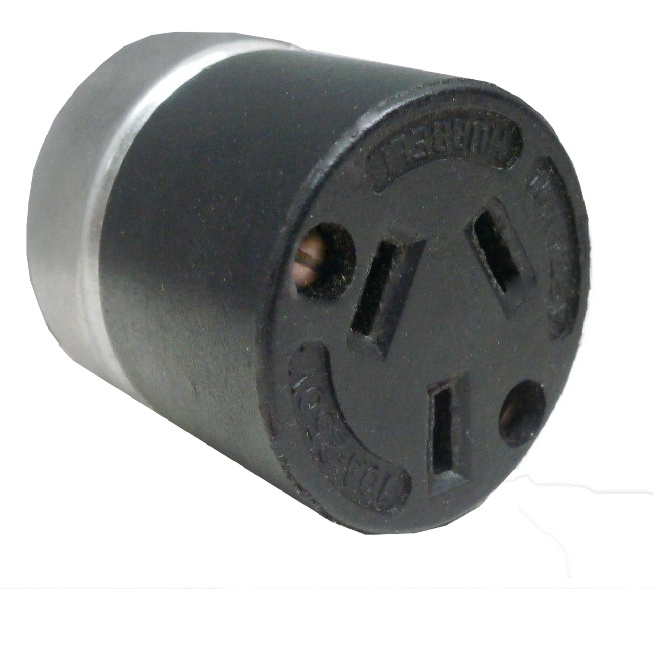 Hubbell Twist-Lock Locking Male and Female Plug Combo 20A 125V//250V