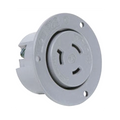 PASS & SEYMOUR 20A 250V FLANGED OUTLET  #PSL620FO