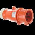 GE 30 Amp Pin & Sleeve Splash Proof Male Connector #GE430P12