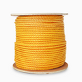 RP316 600' Twisted Polypropylene Rope 3/16""