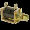 Deltron Controls Plunger Relay C-Frame Solenoid 120V AC C