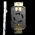 Olym L16-30FR   Flush Locking Receptacle