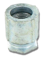 "1/2"" 3 Piece Malleable Erikson Coupling"