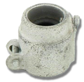 "1/2"" - 1/2"" Malleable Combination Coupling"