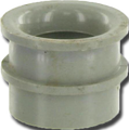 "3 1/2"" PVC End Bell"
