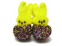 Chocolate Marshmallow Peep Bunnies