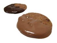 1/2 Dipped Cookies