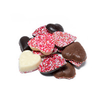 Heart Nonpareils Gift Bag