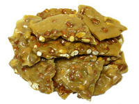 Holiday Pecan Brittle