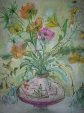 Venetian Still Life - Artist Proof and Pastel