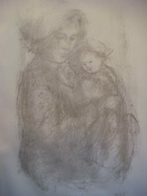 Mother and Child Artist Proof
