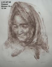 Peasant Woman - Artist Proof
