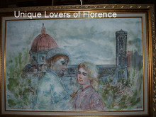 Lovers of Florence - Unique and Oil