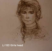 Girls Head