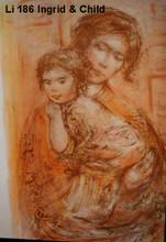 Ingrid and Child