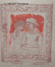 Romance - Artist Proof and Sepia