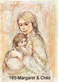 Margaret and Child