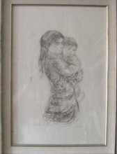 Lillian and Child Artist Proof