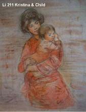 Kristina and Child