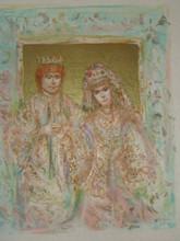 Wedding of David and Bathsheba