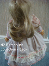Bambolino collection - back