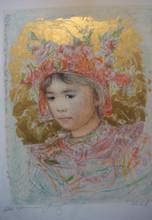 Thai Princess - Artist Proof
