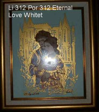 Eternal Love White - Porcelin