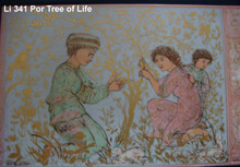 Tree of Life - Porcelin