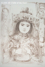 Child of the East - Artist Proof
