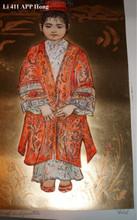 Sun Ming Tsai of Bejing - Artist Proof and Pastel