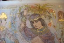 Aida - Artist Proof and Pastel