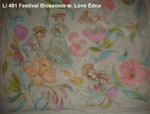 Festival Blossoms with love, Edna