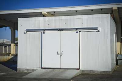 Equipment Sheds and Buildings Using Insulated Metal Panels