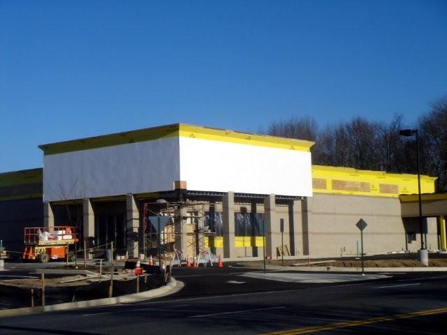 energy retrofits pharmacy-under-construction