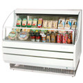 Americooler Horizontal Open Display Cases. Slim Line. Model: TOM-40S /By Turbo Air/