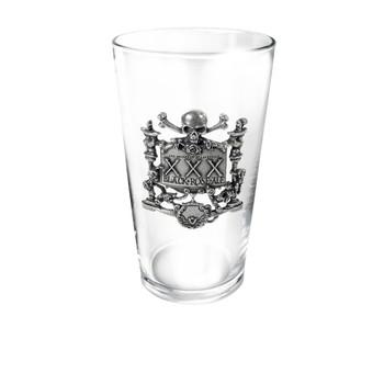 CWT48 - XXX Black Rose Ale Glass