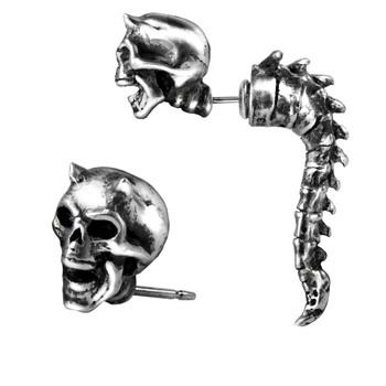 E321 - Wraith Spine Earring