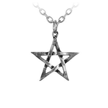 P58 - Pentagram Pendant
