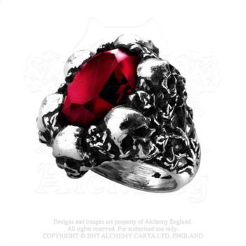 R105 - Shadow of Death Ring