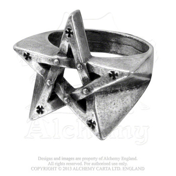 R175 - Pentagration Ring
