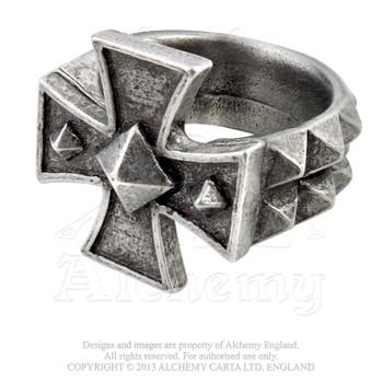 R196 - Cross of Iron Ring