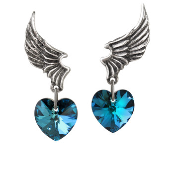 ULFE15 - El Corazon Earrings
