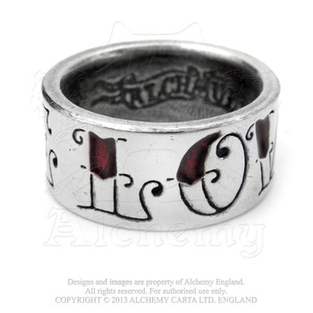 ULR1 - Love Hate Ring
