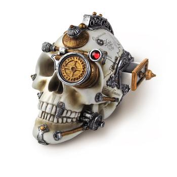 V4 - Erasmus Darwin's Steam-Cerebrum Skull