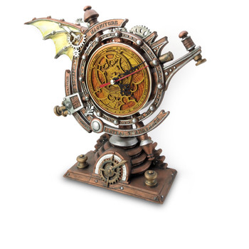 V15 - The Stormgrave Chronometer Clock