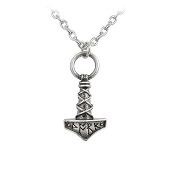 P696 - Thor's Hammer Amulet Pendant