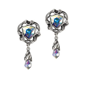 E350  - Empyrian Eye: Tears From Heaven Earrings