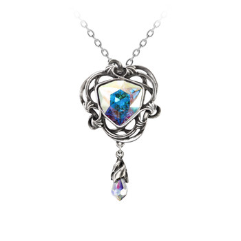 P712  - Empyrian Eye: Tears From Heaven Pendant