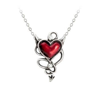 ULFP20 - Devil Heart Pendant